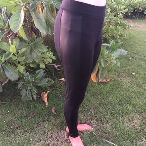 Black Express Leggings - Size S